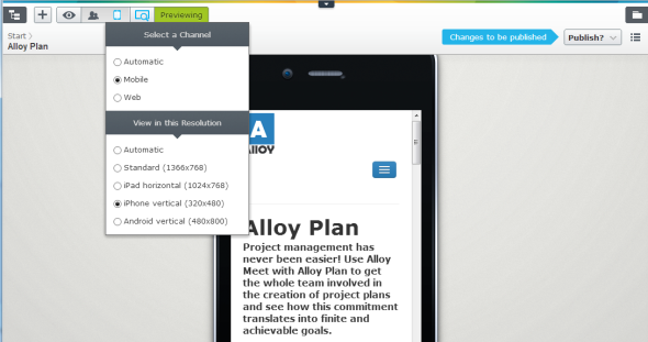 Mobile Display Channel in EPiServer7 does not magically make your site mobile
